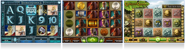 LuckyNiki Casino Games