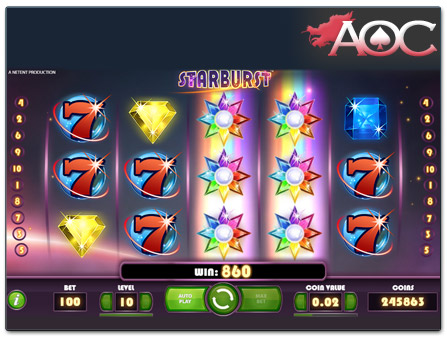 online casino video slots