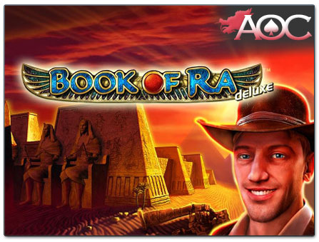 Novomatic Book of Ra Deluxe slot