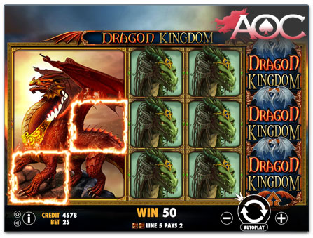 Pragmatic Play Dragon Kingdom online slot