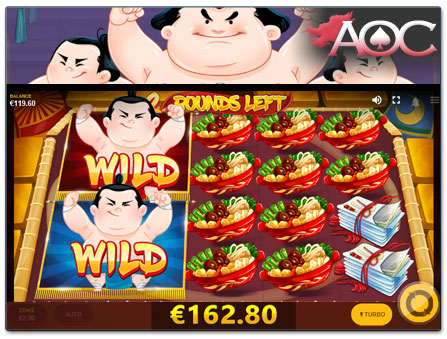 Red Tiger Sumo Spins slot