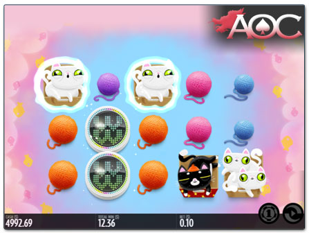 Thunderkick Not Enough Kittens free spins