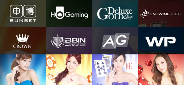 Asian Live Dealer Casino Software Providers