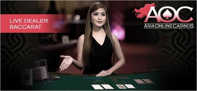 Live Dealer Baccarat Guide Asiaonlinecasinos Com