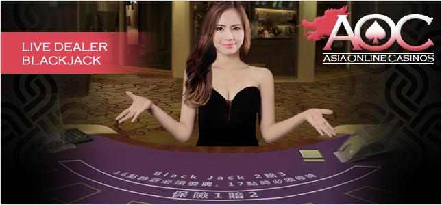 Asian Live Dealer Blackjack