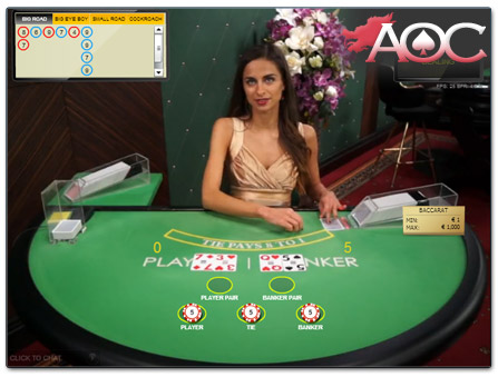 Asian Live Casinos Baccarat To Sic Bo Asiaonlinecasinos Com