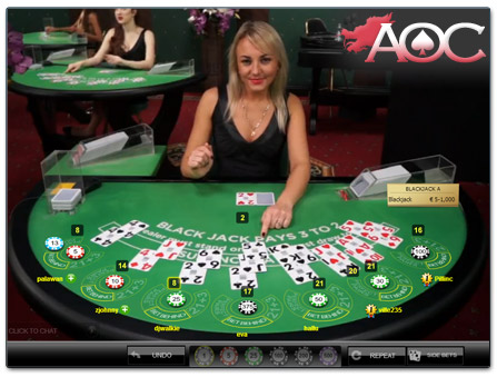 Live Dealer Blackjack Guide Asiaonlinecasinos Com