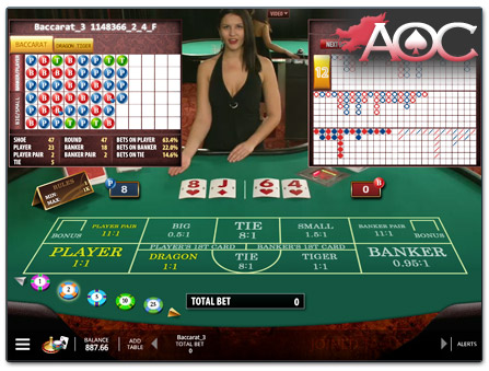 Play Live Baccarat Online at Casino.com South Africa